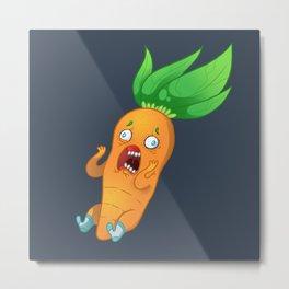 Carrot Metal Print