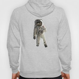 Astronaut Low Poly Hoody