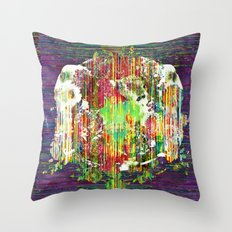 Rare Earth 2 Throw Pillow