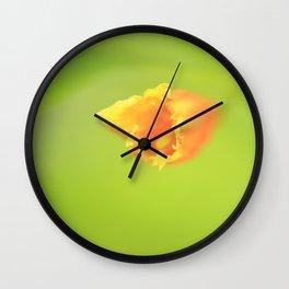 NATURL WOMB Wall Clock