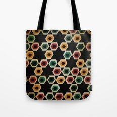 pentagons Tote Bag