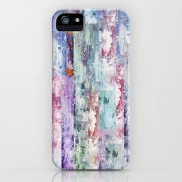 Abstract 195 iPhone Case