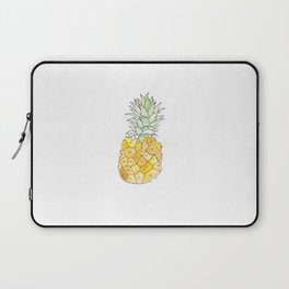 Pineapple (Painting the Hunger Away Project) Laptop Sleeve