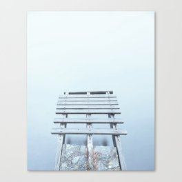 Brygga Canvas Print
