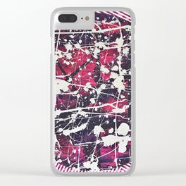 Hopkin's Bedtime - Pink Clear iPhone Case