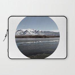 Frozen Lake Laptop Sleeve
