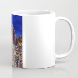 Philly Skyline LOVE Coffee Mug