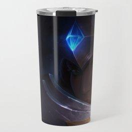 Victorious Sivir Teaser League of Legends Artwork Wallpaper lol Travel Mug