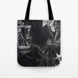 Glass Vases Tote Bag