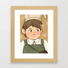 Greg | Over the Garden Wall Framed Art Print
