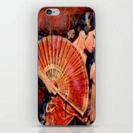 Flamenco Dancer iPhone Skin