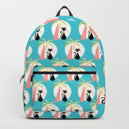 va-CAT-ions_Pattern Backpack