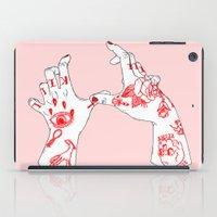 kill la kill iPad Cases featuring Kill Kill by scoobtoobins