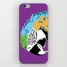 STATIONERY CARD - Parrot iPhone & iPod Skin