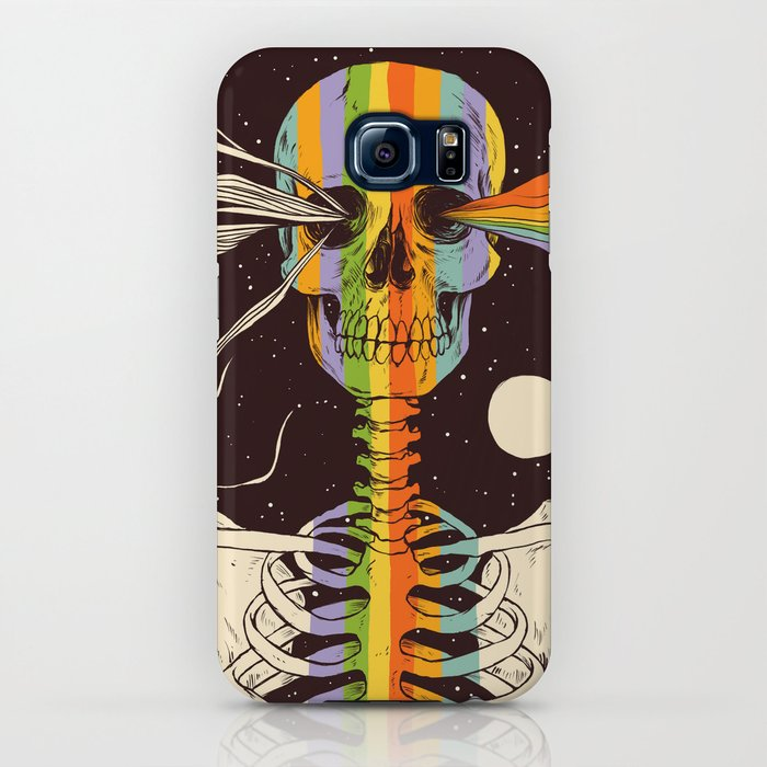 Dark Side of Existence iPhone Case