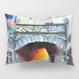Mysteries of Luxembourg Pillow Sham