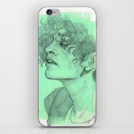 Bubblegum Punk iPhone Skin