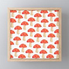 Shrooms Framed Mini Art Print