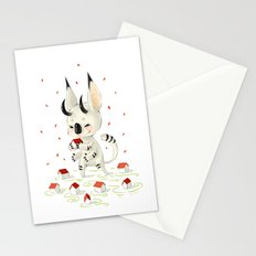 Little Monster Stationery Cards