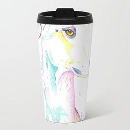 I am a Greyhound Travel Mug