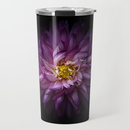 Backyard Flowers 20 Color Version Travel Mug