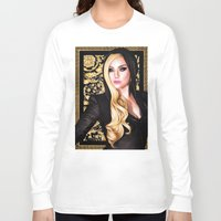 versace Long Sleeve T-shirts featuring Mother Monster - Versace by Denda Reloaded