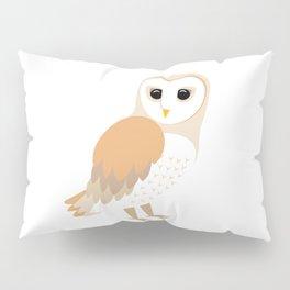 Barn Owl Pillow Sham