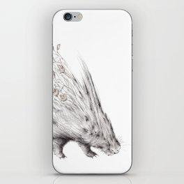 porcupine iPhone Skin