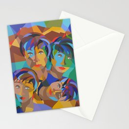Incertidumbre Stationery Cards