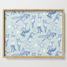 foxy circus Serving Tray