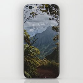 The Garden Isle iPhone Skin