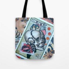 The 2 V Tote Bag