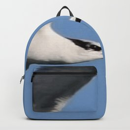 Sandwich Tern In Flight Vector Backpack