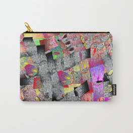 Shapes in Motion - Jongho Lee Carry-All Pouch