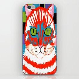 Bad Cattitude - Cats iPhone Skin