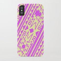 Aztec 3# iPhone X Slim Case
