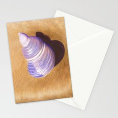 Seashell - Painting Stationery Cards