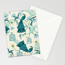 Aviary - Cream Stationery Cards