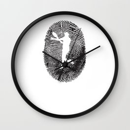 Tennis Tennisplayer Racket Tenniscoach Gift Wall Clock