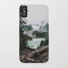 Into the Wild XIV / Washington iPhone Case