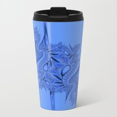 Fractal 84 Metal Travel Mug