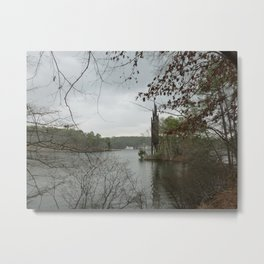 Stone Mountain Carillon Metal Print