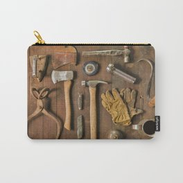 Tools (Color) Carry-All Pouch
