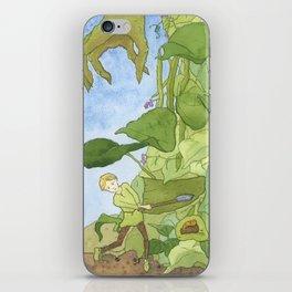 Hurry, Jack! iPhone Skin
