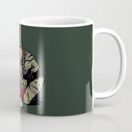 Snake Dogwalker Coffee Mug
