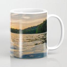 Lake Sunset, Dale Hollow Coffee Mug