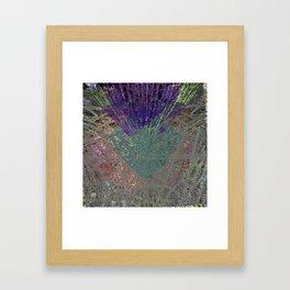 root Framed Art Print