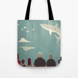 Day Trippers #9 - Aquarium Tote Bag