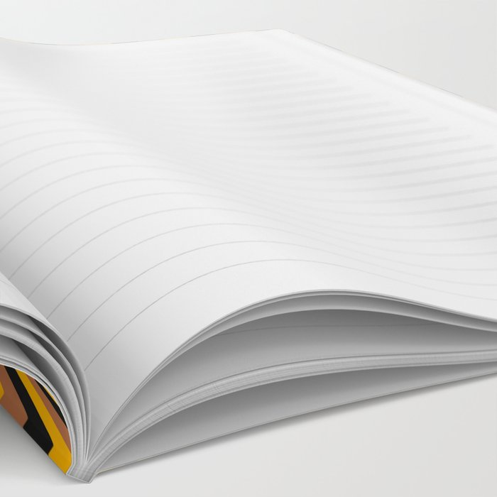 Chevron 2 Notebook