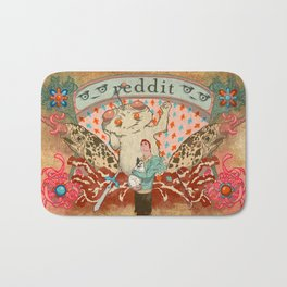 Reddit Poster Bath Mat